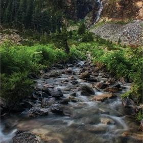 река Скакавица и водопада