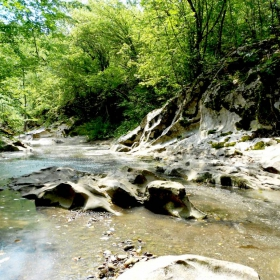 Река в Странджа