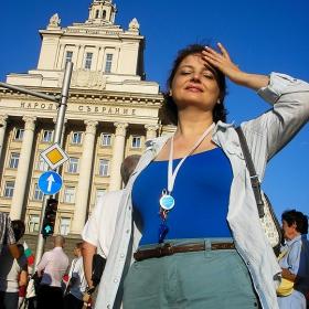 Всичко хубаво на този свят е синьо... ;)