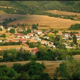 Село Горно Драглище