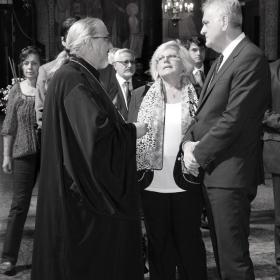 Сръбският президент Т. Николич посети