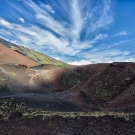 Кратери и карантии на Етна