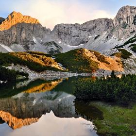 Магията на Пирин планина, Синаница
