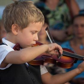 Малкият цигулар