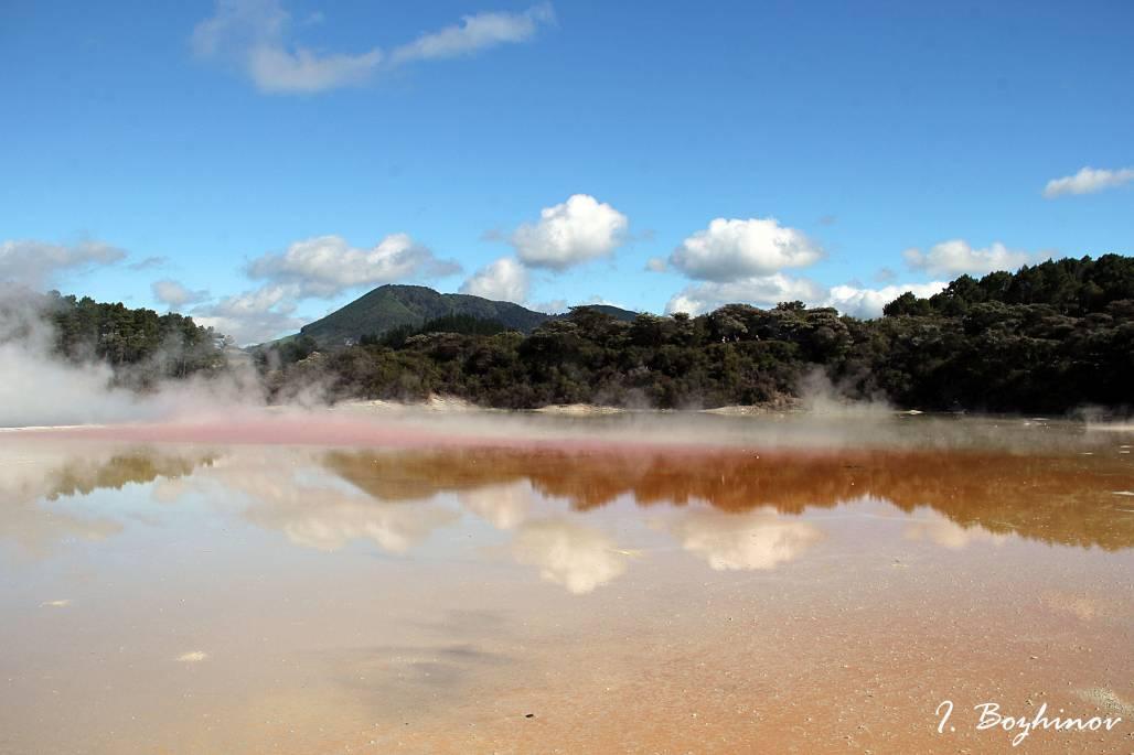Геотермалния парк Уайотапу