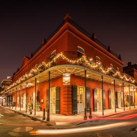 Вечерни разходки из Нови Орлеан (град-побратим на Нови Хан)