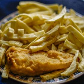 фиш и чипс,инглиш