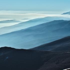Старопланински пейзаж