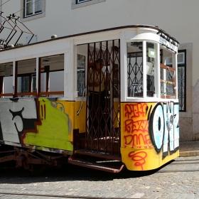 Лисабон-Elevador da Gloria