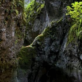 Малкият Казан, резерват Стенето
