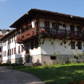 Клисурски манастир...