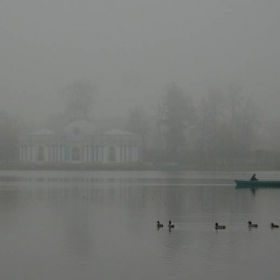 Туманные плаванья...