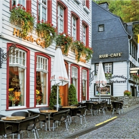 По улиците на Моншау, Германия 4