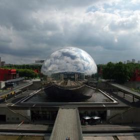 La Geode - Сферично кино