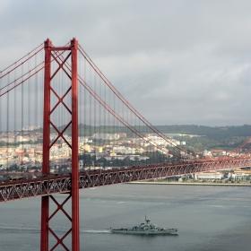 Лисабон моста 25ти Април -2