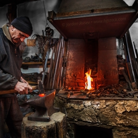 Занаятът ковач