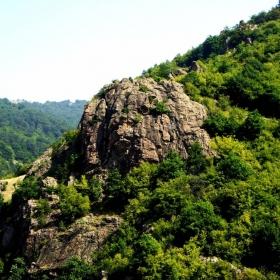 Обичам нашите планини зелени..