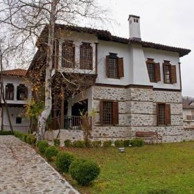 Архитектурно-етнографски резерват Златоград