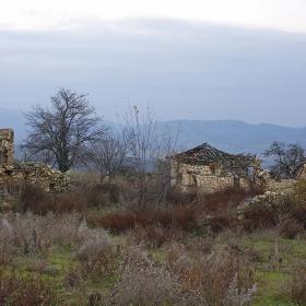 Сенки от миналото, изгубеното село Орешари