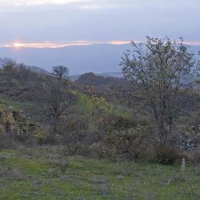 Сенки от миналото, изгубеното село Орешари, източни Родопи