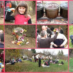 Курбан за здраве на деня на Св. Архангел Михаил, в.з. Лагатора 2014
