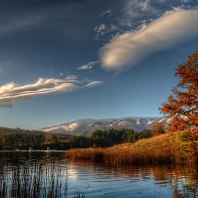 Открадната есен...