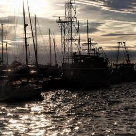 Пристанище Поморие