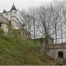 Замък Tratzberg (1500 г.)