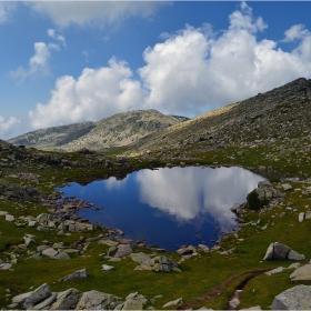 езерата на Пирин - Спанополското
