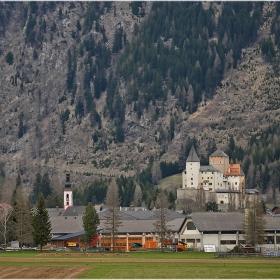 В полите на масива Hohe Tauern