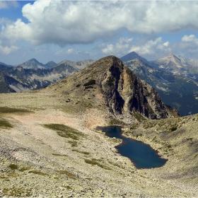 езерата на Пирин - Горното Газейско