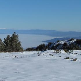 над мъглата и Мургаш