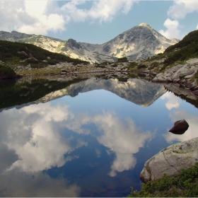 езерата на Пирин - Жабешкото