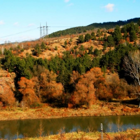 Пейзаж с речно дъно. :)
