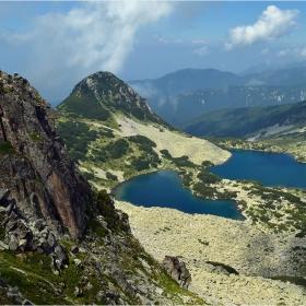 езерата на Пирин - Гергийските