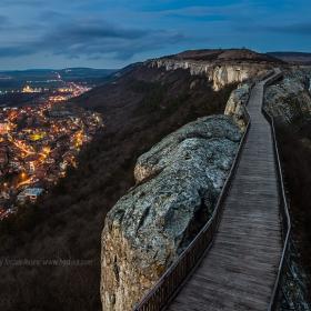 Крепостта Овеч