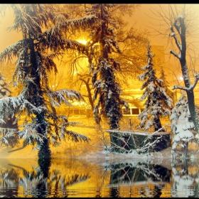 Зимен бряг