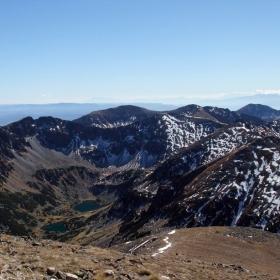 Поглед към Маричините езера