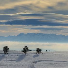 Зима на Белмекен