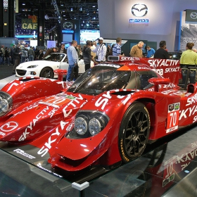 Skyactiv Technology-powered 2014 Mazda prototype