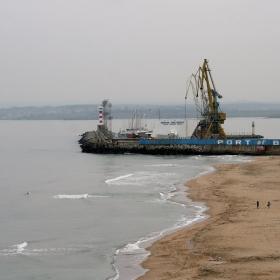 Зимно море