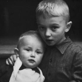 Братья. 1938г  Автор Павел Конышков.