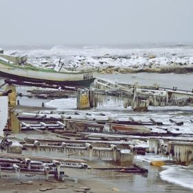 Зимен пристан