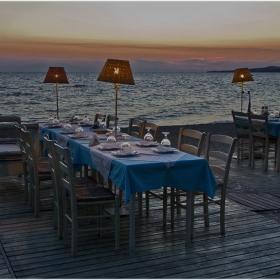 Носталгично за летните морски вечери!