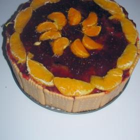 Благовещение. Торта за рождения ден на съпруата ми.