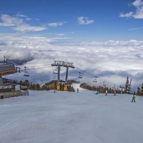 Краят на ..... ски сезона !