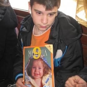 """Рожден ден на Списание """"9 месеца"""" в ретро трамвай – 6"""