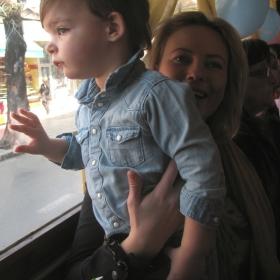 """Рожден ден на Списание """"9 месеца"""" в ретро трамвай – 10"""