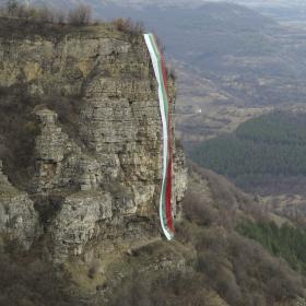 Най-дългото Българско знаме