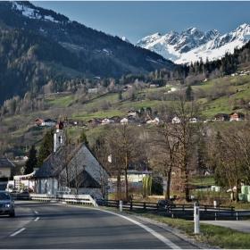 Пролет в Алпите